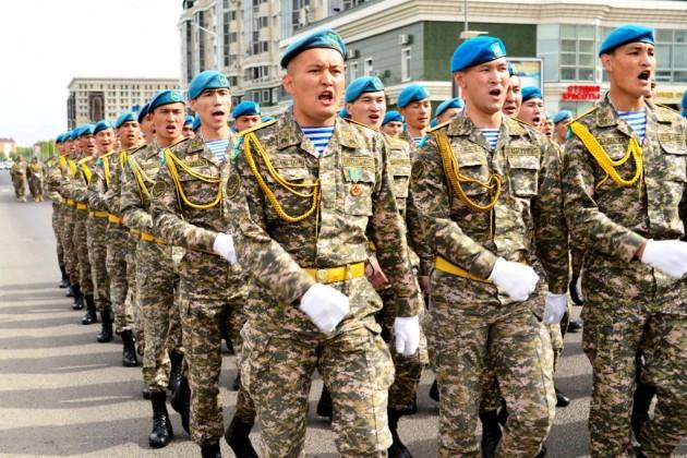 Предлагается расширить функции Министерства обороныРК