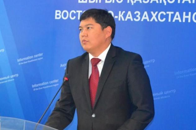 В ВКО новый заместитель акима области