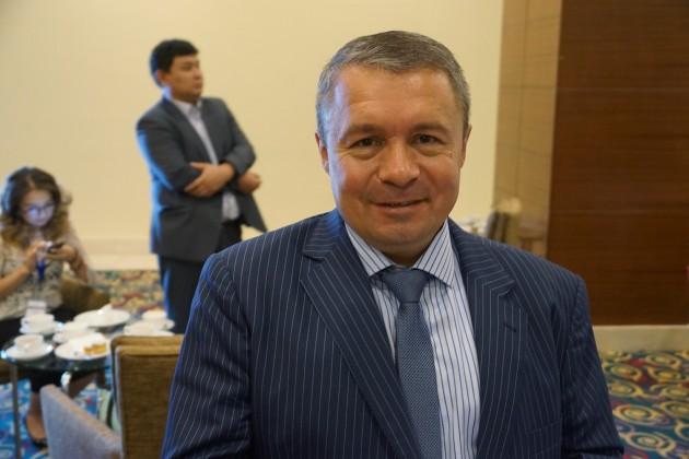 Михаил Ялбачев покинул пост руководителя морпорта Актау
