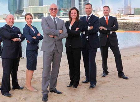 Абу-Даби самое популярное бизнес-направление