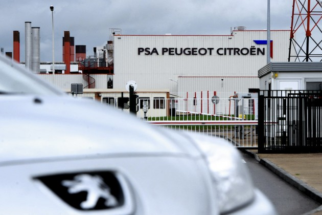 Peugeot Citroen подписывает договор с Казахстаном
