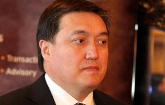 Аскар Мамин избран главой Казахстанского географического общества