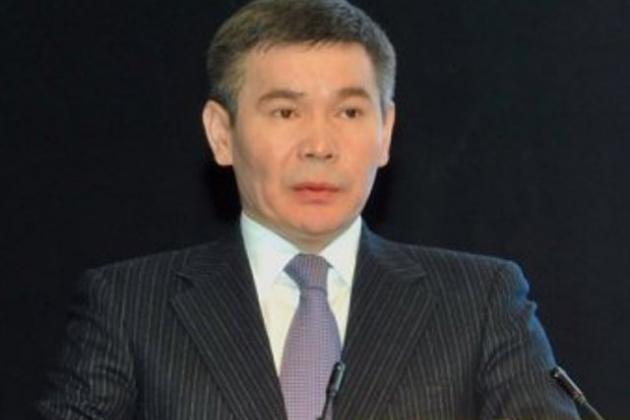 Завершено расследование вотношении ОПГ Бергея Рыскалиева