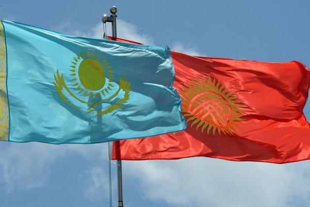 Товарооборот Казахстана иКыргызстана вырос всего на10%