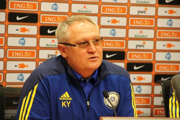 Наставник сборной Казахстана подал иск на Eurosport