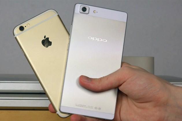 Apple потеряла первое место попродажам вКитае