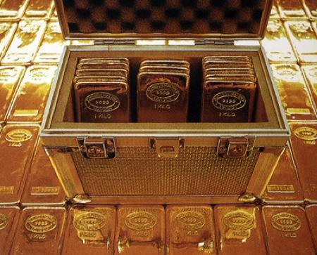 Цены на золото снова повысились