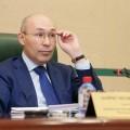 Кайрат Келимбетов освобожден от своей должности