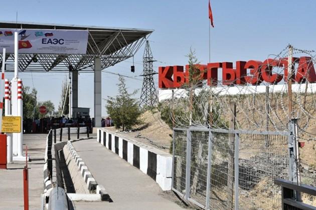 Казахстан иКыргызстан могут увеличить пропускную способность погранпереходов