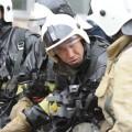 Семь часов тушили пожар на складе в Алматы