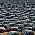 Импорт машин в Россию падает быстрее рынка