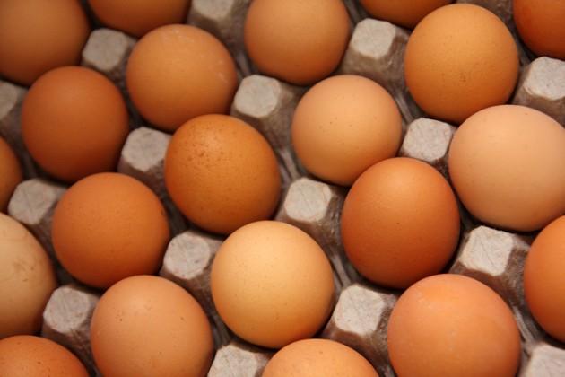 Ценовой сговор привел к росту цен на яйца