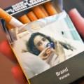 В Австралии единый дизайн упаковок сигарет