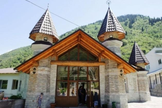 Halyk Group безвозмездно передала комплекс «Маралсай» акимату Алматинской области