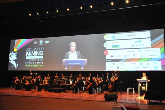 25-й горный конгресс пройдет в Астане в 2018 году