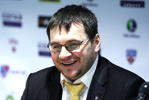 Андрей Назаров доволен ветеранами «Барыса»