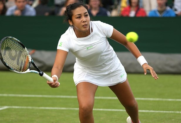 Зарина Дияс вышла во второй круг Australian Open