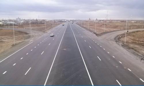 В Павлодарской области введены в эксплуатацию 86 км дорог