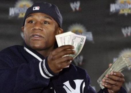 10 самых высокооплачиваемых спортсменов мира