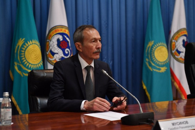 Глава Управления здравоохранения Алматы освобожден отдолжности