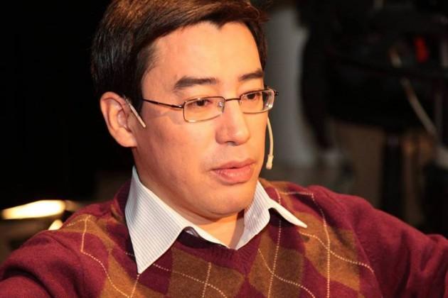 Скончался журналист Азамат Калымбетов