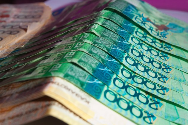 С начала года банки получили 127,6 млрд тенге прибыли