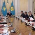 Совет безопасностиРК обсудил вопросы реагирования начрезвычайные ситуации