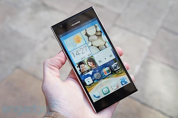 Huawei представил самый быстрый смартфон в мире