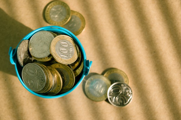 Доходы бюджета заметно выросли: за год сразу плюс 23%