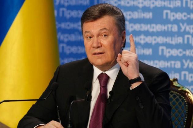 ЕС ждет от Януковича решения по ассоциации