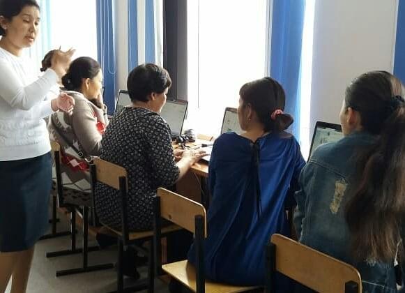 ВАктюбинской области начали повышать цифровую грамотность населения