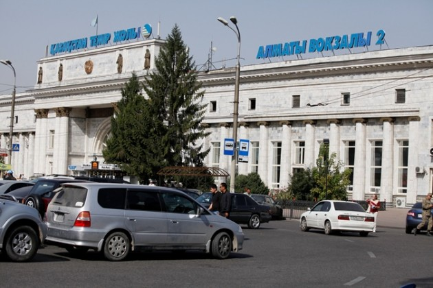 Реконструкцию вокзала Алматы-2планируется запустить вконце 2019года