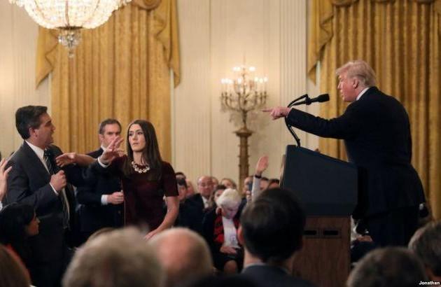Телеканал CNN подал всуд наДональда Трампа занарушение свободы слова