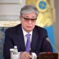 Касым-Жомарт Токаев обратится к казахстанцам