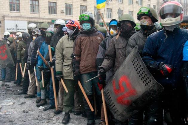 В ходе беспорядков в Киеве погибли 28 человек