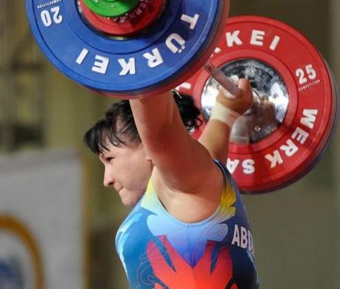 Александра Аборнева выиграла золото на чемпионате Азии