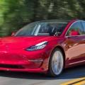 ВСША стартовали продажи бюджетного электромобиля Tesla Model 3