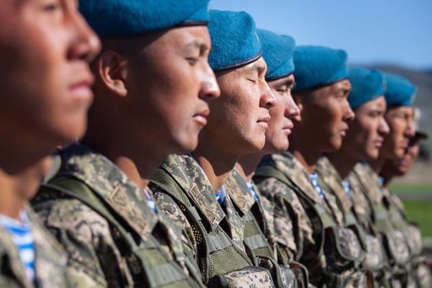 В 2013 году свыше 7 тыс. военных получат жилье