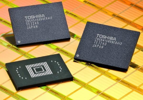 Apple может купить часть бизнеса Toshiba