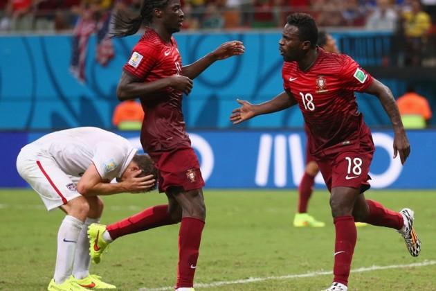 Португальцы спаслись на последних секундах