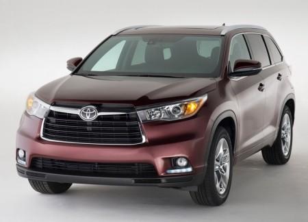 Toyota Highlander: Подробности