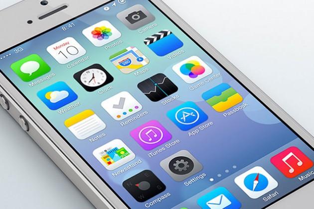 На iOS 7 перешла треть пользователей за сутки