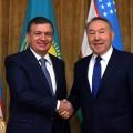 Нурсултан Назарбаев провел телефонный разговор сШавкатом Мирзиёевым