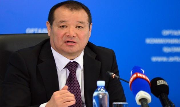 Кайырбек Ускенбаев: Программы «7−20−25» и«Нурлы жер» дополняют друг друга