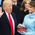 Дональд Трамп вступил вдолжность президента США