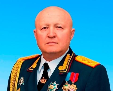 Мурат Майкеев освобожден от должности начальника Генштаба ВС