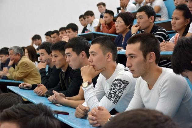 ВАтырау создан паспорт молодежи области