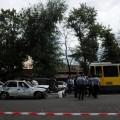 Трое пострадавших в ДТП с трамваем остаются в больницах
