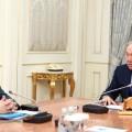 Первый Президент принял министра обороны