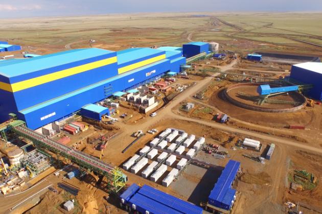 KAZ Minerals намерена получить медь спроекта АктогайII в2022году